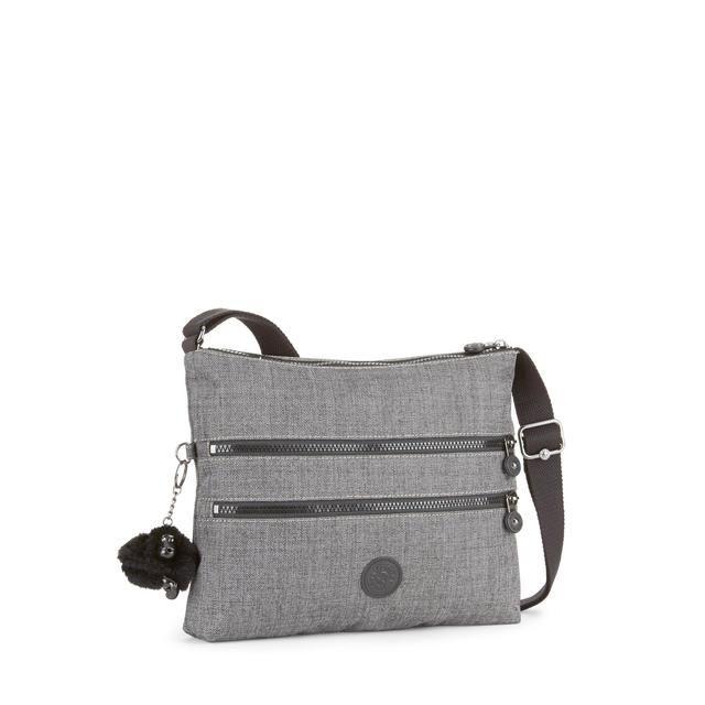 Kipling Handbag - Grey multi - K12472 D03 ALVAR
