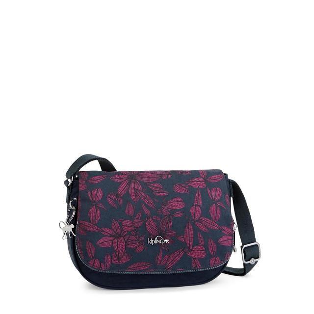 Kipling Handbag - Floral print - K14303 61B EARTHBEAT S