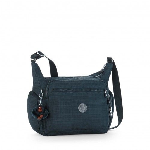 Kipling Bags GABBIE Denim blue handbag | Official Kipling Outlet