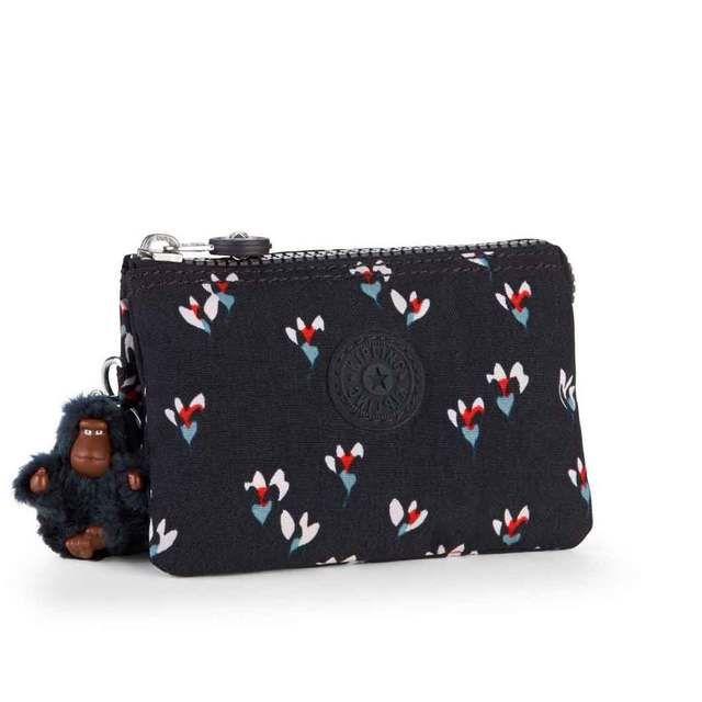 Kipling CREATIVITY S Navy multi purse
