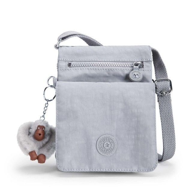 Kipling Handbag - Light Grey - 13732/31 K13732 ELDORADO