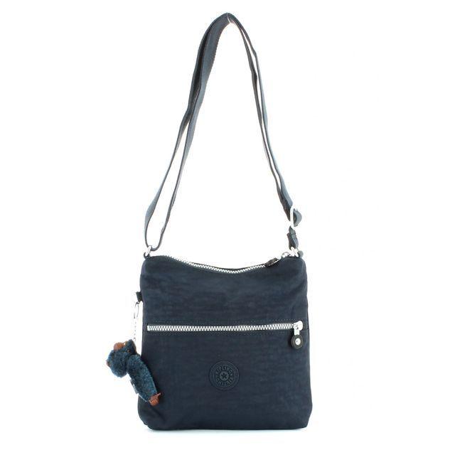Kipling Handbag - Blue - 12199/07 K12199 ZAMOR
