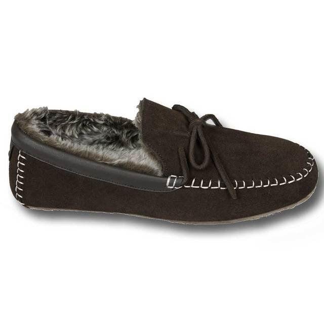 Lazy Dogz Slippers - Brown - 1005/20 ROCKY