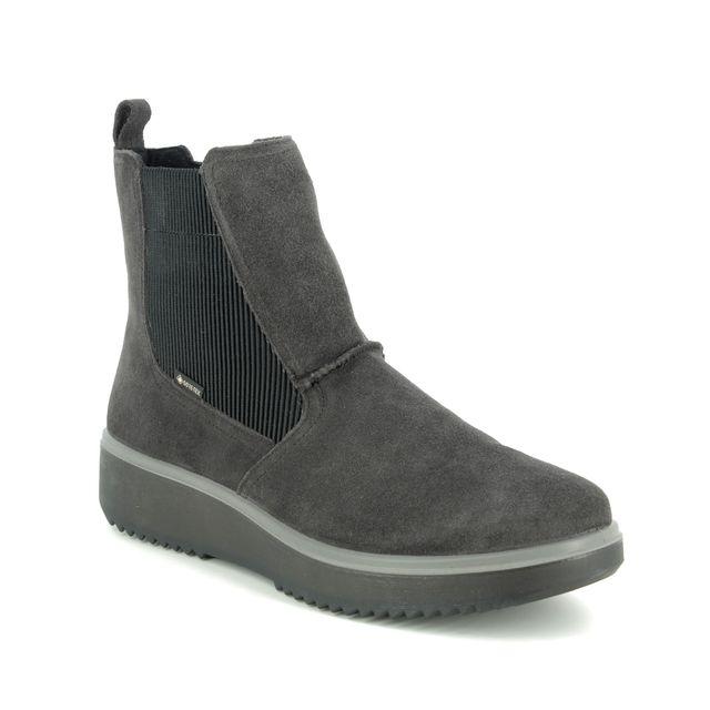 Legero Chelsea Boots - Grey - 09626/08 CAMINO GORE