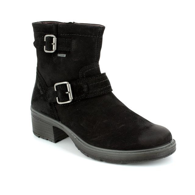 Legero Ankle Boots - Black - 00553/00 LAURIASTRA GORE-TEX