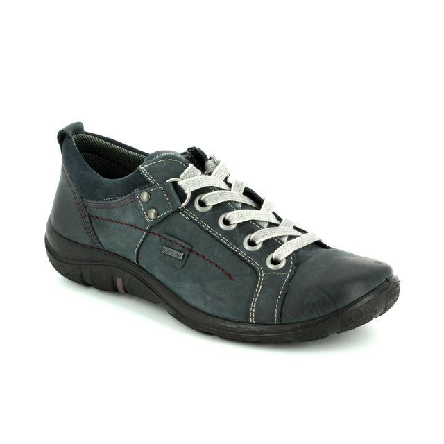 Legero Lacing Shoes - Navy - 00587/83 MILANO GORE-TEX