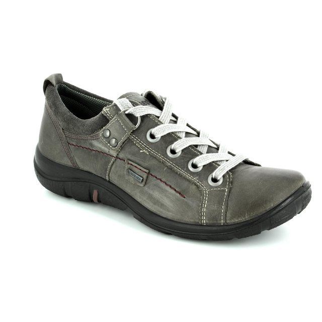 Legero Milano Gore-tex 00587-88 Grey lacing shoes