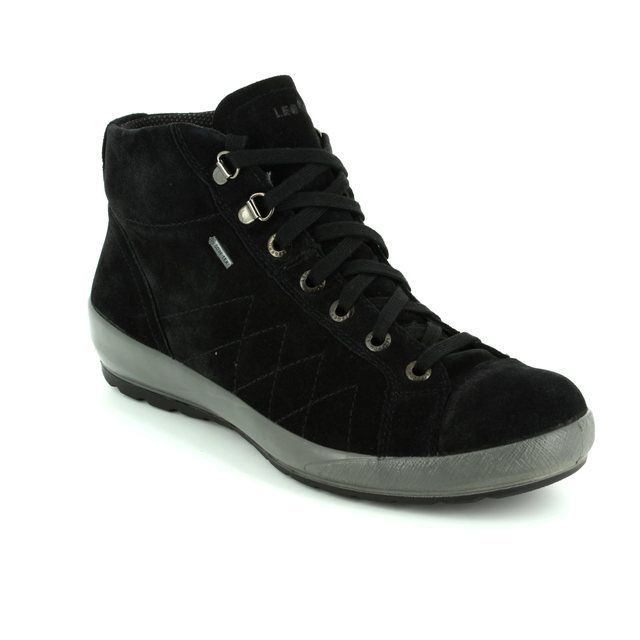 Legero Ankle Boots - Black - 00552/00 OLBIANK GORE-TEX