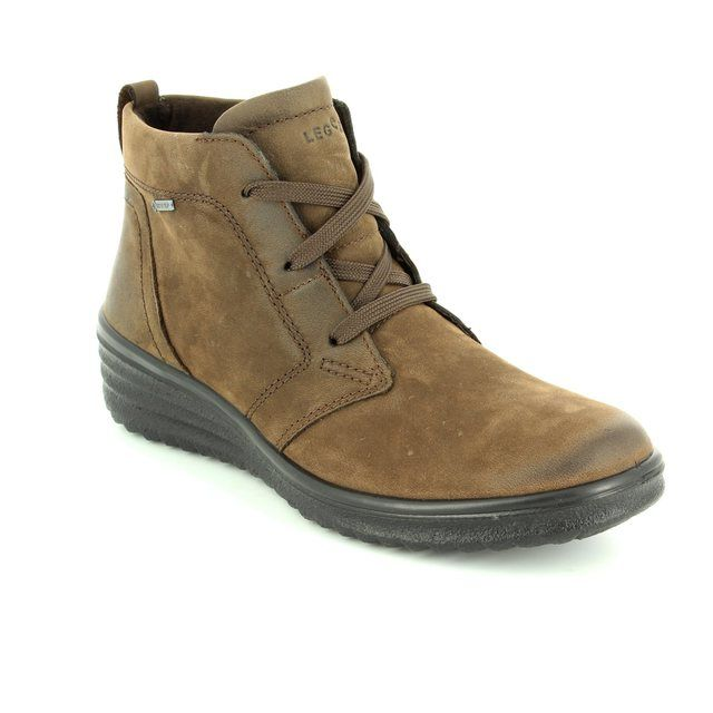 Legero Walking Boots - Brown - 00563/12 ROMA GORE