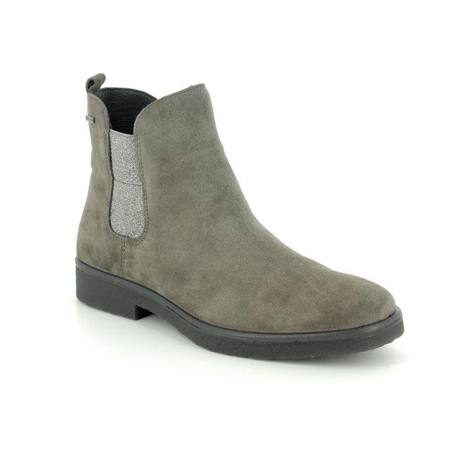 Legero Chelsea Boots - Grey suede - 00684/22 SOANA GORE-TEX