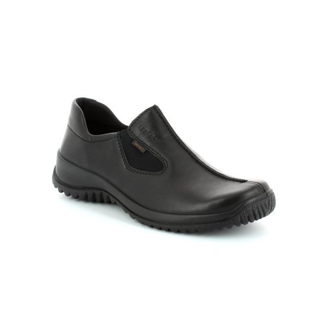 Legero Comfort Shoes - Black - 00568/01 SOFTSHOE GORE-TEX