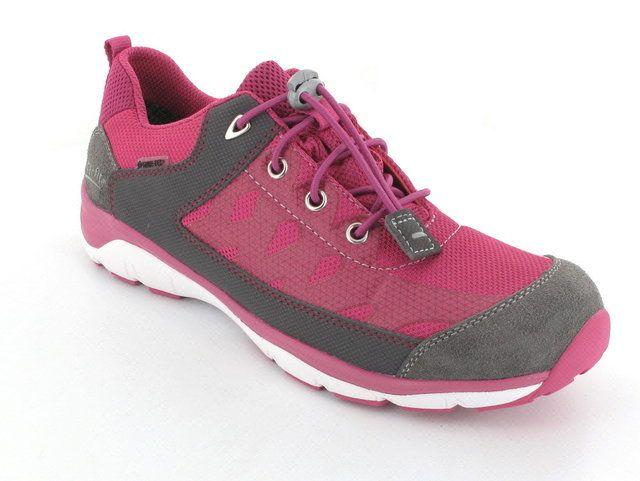 Legero Sport 00347-07 Pink multi walking boots