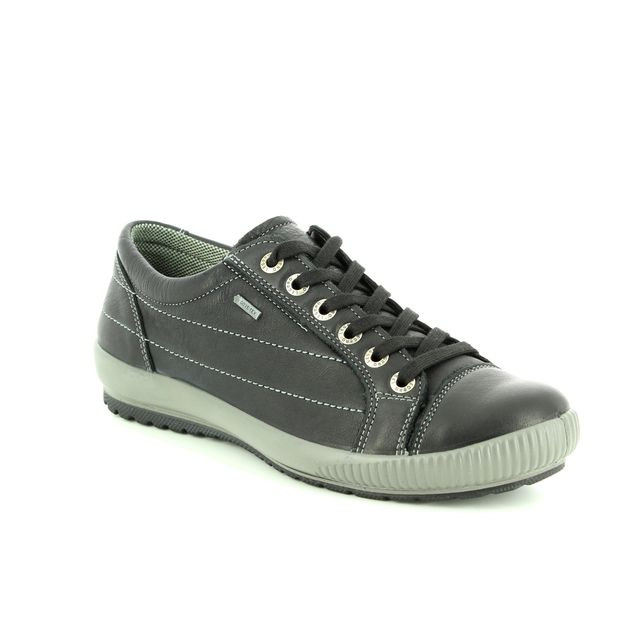 Legero Lacing Shoes - Black leather - 00613/01 TANARO 4.0 GORE-TEX