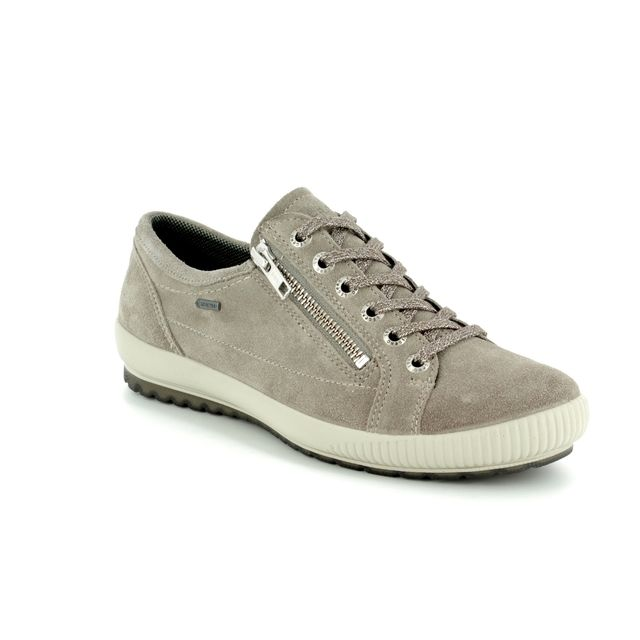 Legero Lacing Shoes - Taupe - 00616/38 TANARO ZIP GORE-TEX