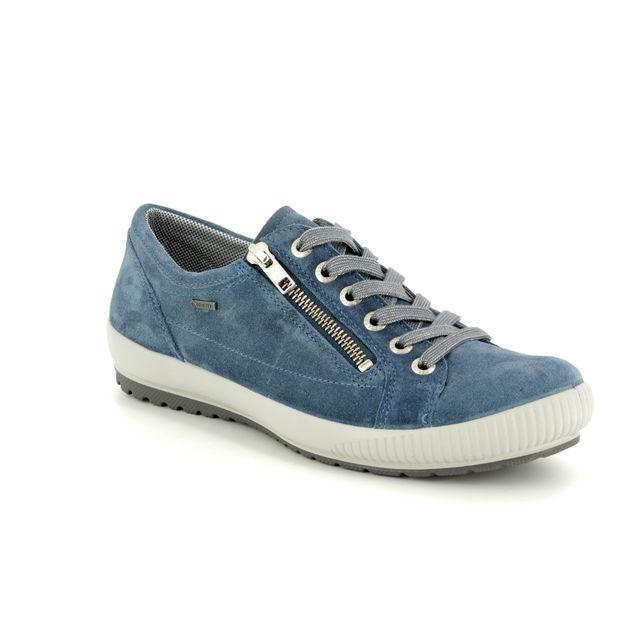 Legero Lacing Shoes - Navy - 00616/79 TANARO ZIP GORE-TEX