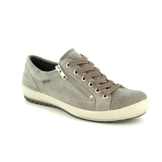 Legero Lacing Shoes - Taupe suede - 00616/24 TANARO ZIP GTX