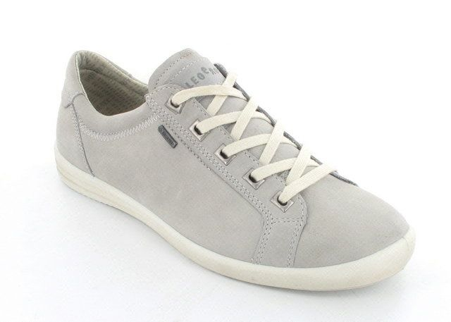 Legero Tino 00600-90 Light Grey lacing shoes