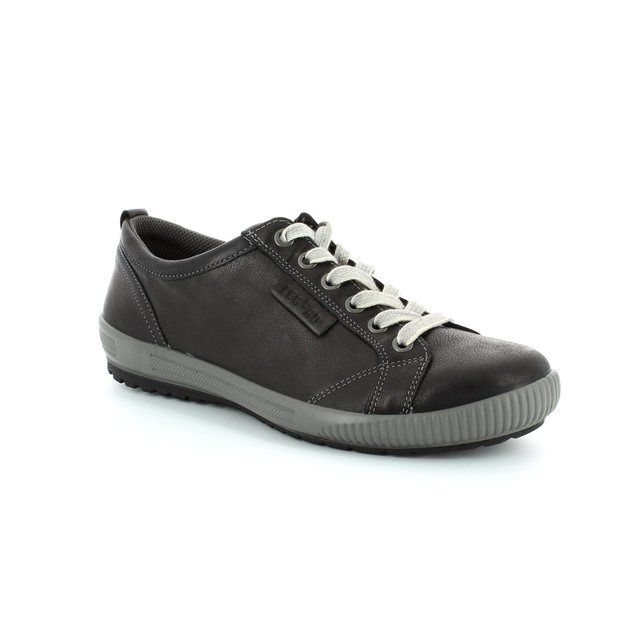 Legero Tinol 00823-02 Black multi lacing shoes