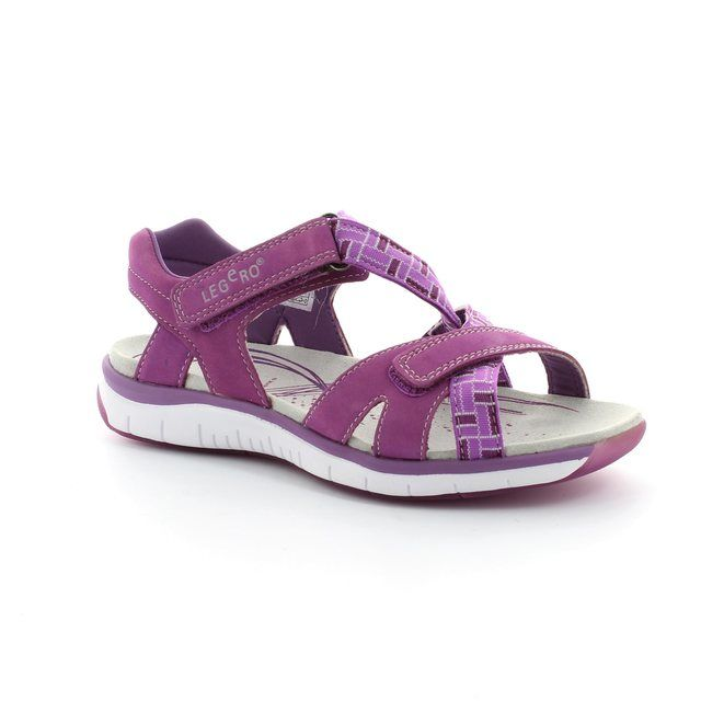 Legero Venezia 00770-65 Purple sandals