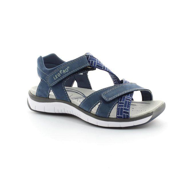 Legero Venezia 00770-87 Blue sandals