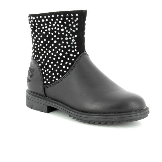 Lelli Kelly Boots - Black - LK7656/CB01 JOYCE