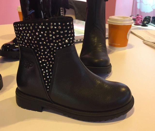 Lelli Kelly Joyce LK7656-CB01 Black boots