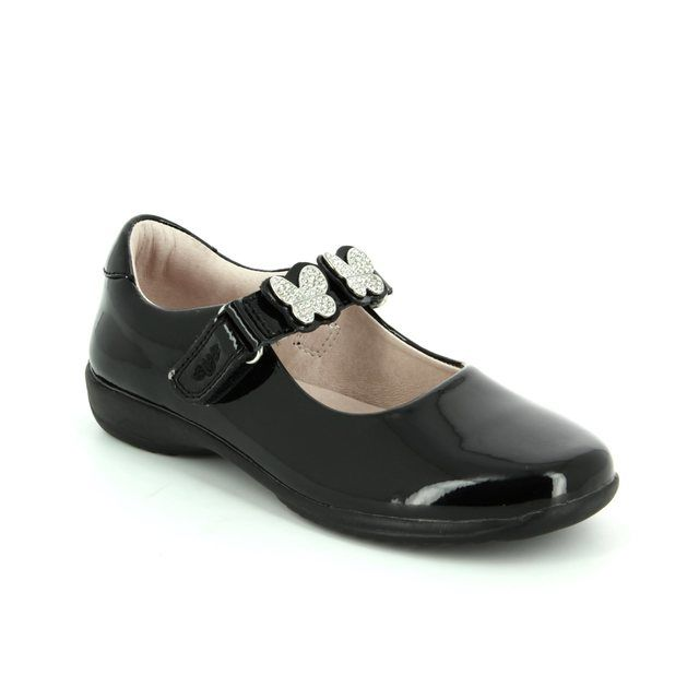 Lelli Kelly Everyday Shoes - Black patent - LK8309/DB01F LOVE