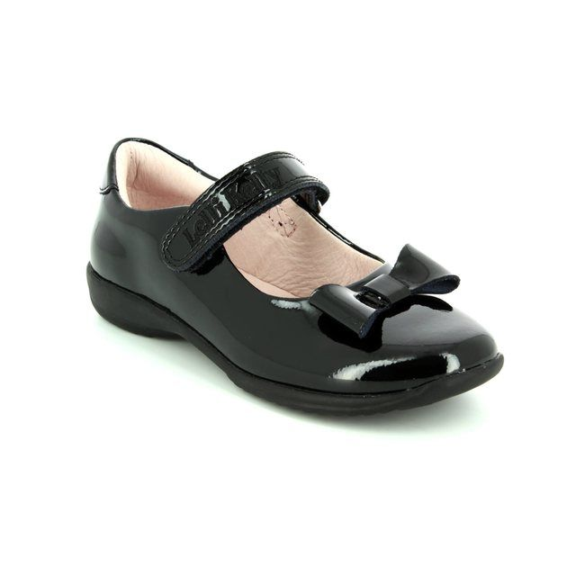 Lelli Kelly Everyday Shoes - Black patent - LK8206/DB01F PERRIE