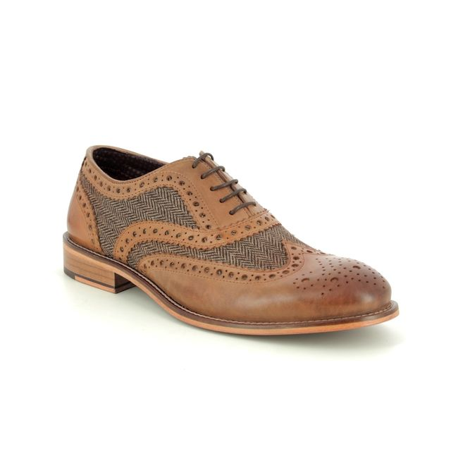 London Brogues Brogues - Tan - 8605/15 WATSON
