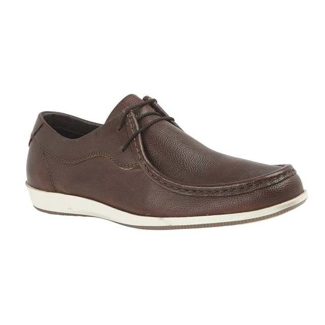 Lotus Casual Shoes - Brown leather - UMS059TT/20 AARON