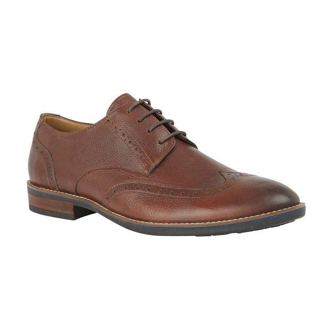 Lotus  - Brown leather - UMS057TT/20 JACKSON