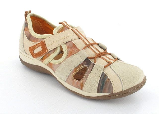 Lotus Bianchi Beige multi lacing shoes ac9a04af03d