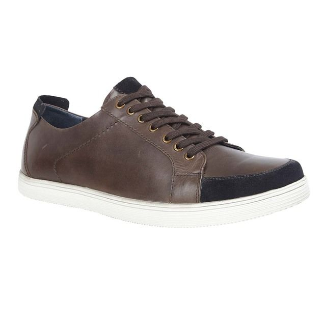 Lotus Casual Shoes - Brown leather - UMS064TT/20 KYLE
