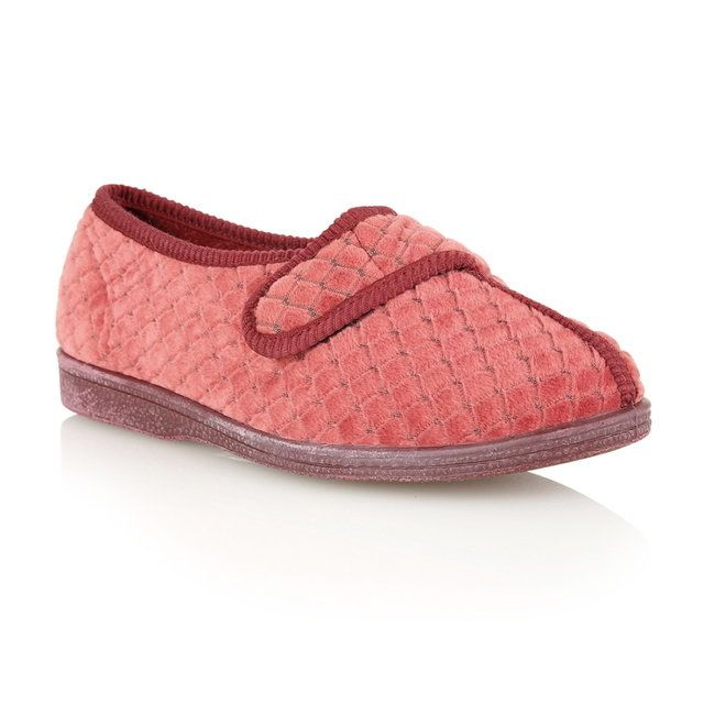 Lotus Nesta Pink slippers