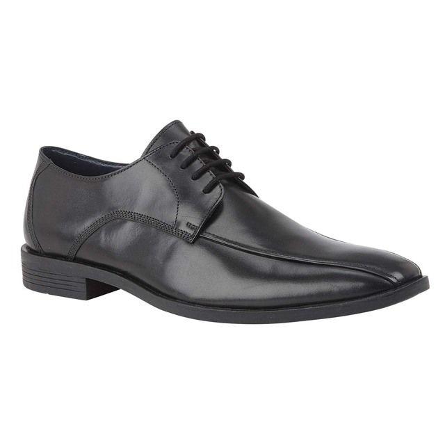 Lotus Formal Shoes - Black leather - UMS054BB/30 BENJAMIN