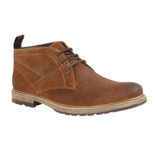 Lotus Formal Shoes - TAN - UMB012LT/13 OWEN