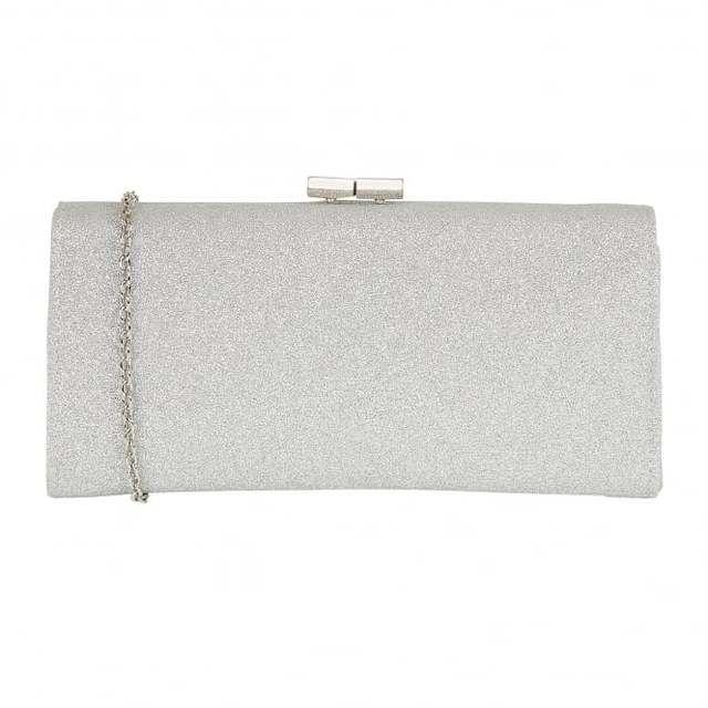 Lotus Vibe Groove Silver Glitz matching handbag