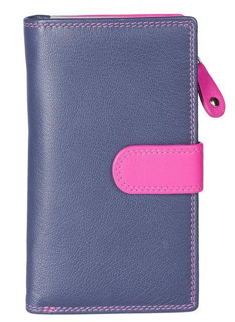 Begg Exclusive Grafton 3178-90 Purple multi purse