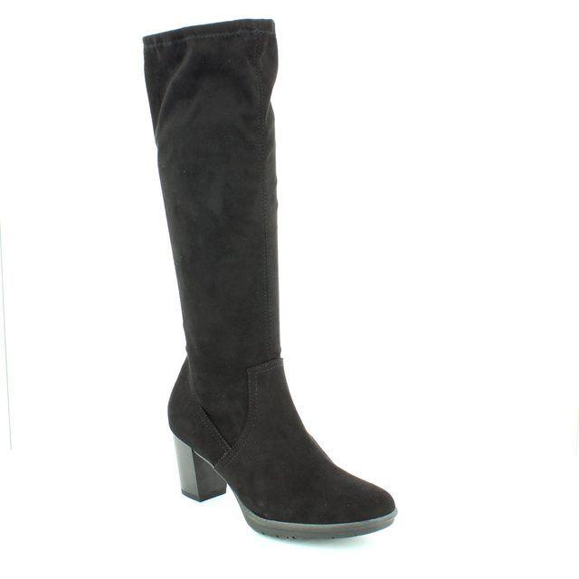 Marco Tozzi Acelong 62 25513-001 Black knee-high boots