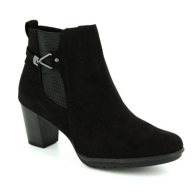 Marco Tozzi Ankle Boots - Black - 25340/001 ACERI 72