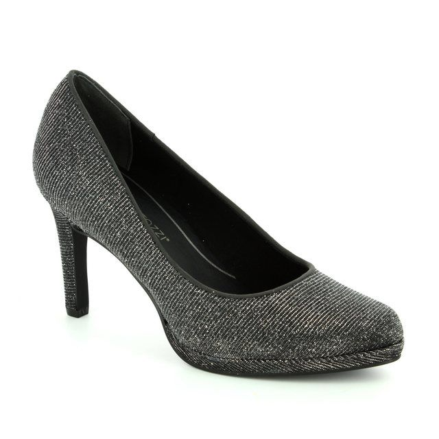 Marco Tozzi Agaro 22450-287 Metallic high-heeled shoes