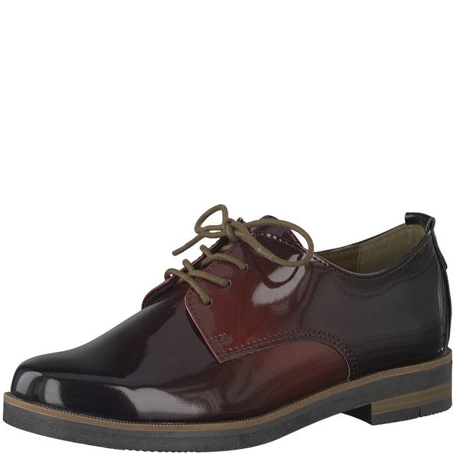 Marco Tozzi Brogues - Brown - 23200/21/552 BACONE