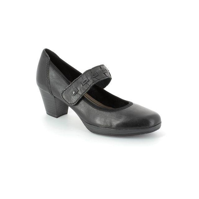 Marco Tozzi Heeled Shoes - Black - 24415/002 BARSABAR