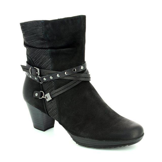 Marco Tozzi Barsanti 62 25421-096 Black ankle boots