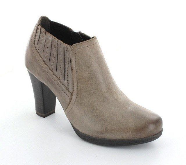 Marco Tozzi Bavari 24417-334 Taupe shoe-boots