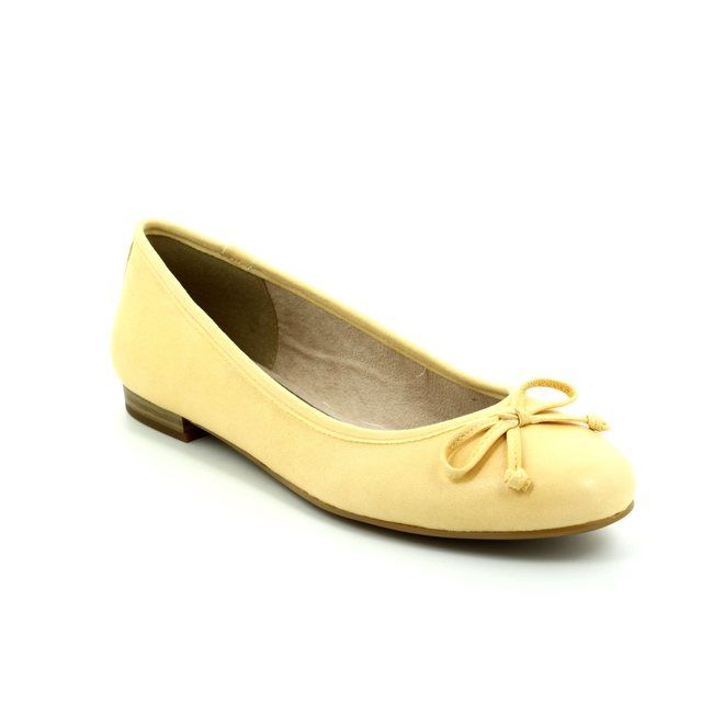 Marco Tozzi Pumps - Yellow - 22107/600 BIRAGO