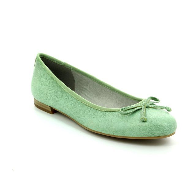 Marco Tozzi Pumps - Apple Green - 22107/768 BIRAGO