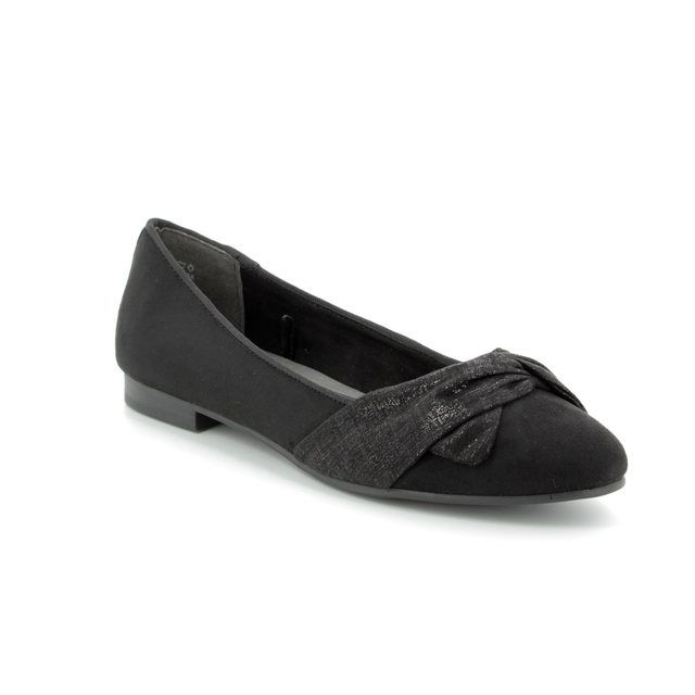 Marco Tozzi Pumps - Black - 22101/20/098 BRAVIBOW