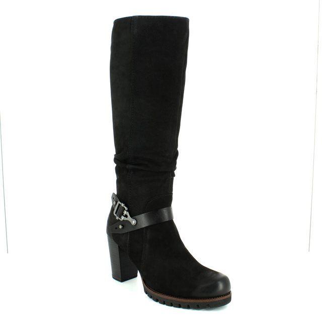 Marco Tozzi Knee-high Boots - Black - 25614/096 BULLA
