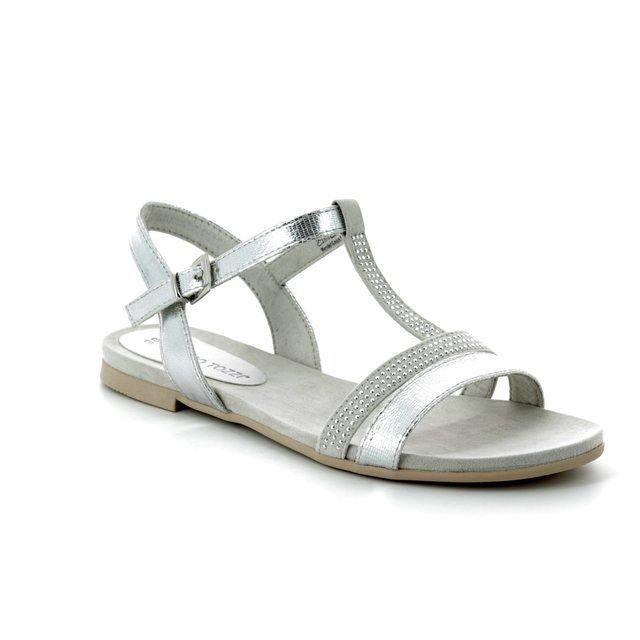 Marco Tozzi Sandals - Silver - 28124/20/939 CALOGLITZ